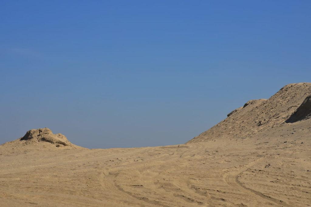 Тайгинка, пустыня на Урале